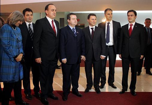 Daçiq – Gruevski: Do të thellojmë miqësinë