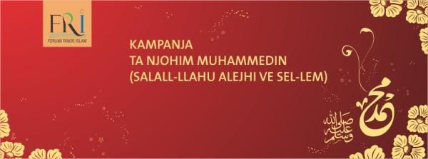"""Kampanja """"Ta njohim Muhamedin a.s."""""""