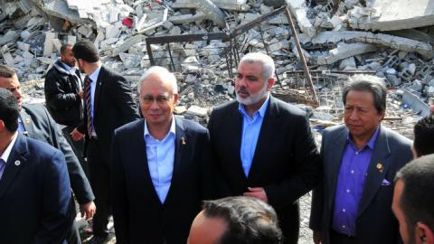 Malajzia: Do ta ndërtojmë Palestinën