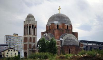 Universiteti i Prishtinës padit Kishën Ortodokse Serbe
