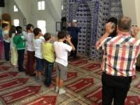 Nxënësit e krishterë të St. Gallenit njihen me karakteristikat themelore të Islamit