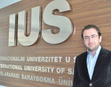 Profesori Universitar Muhamed Ali nga Shkupi emërohet Prorektor në Universitetin Ndërkombëtar të Sarajevës