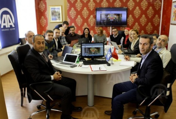 Anadolu Agency filloi zyrtarisht publikimet e lajmeve në gjuhën shqipe