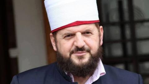 Lirohet Imami i Xhamisë se Madhe në Prishtinë Dr. Shefqet Krasniqi