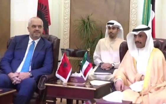Shqipëri-Kuvajt, qeveria nënshkruan katër marrëveshje bashkëpunimi (VIDEO)