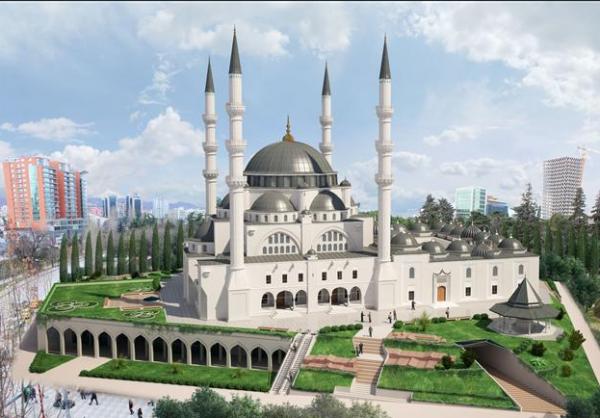 Së shpejti nis ndërtimi i Xhamisë së re