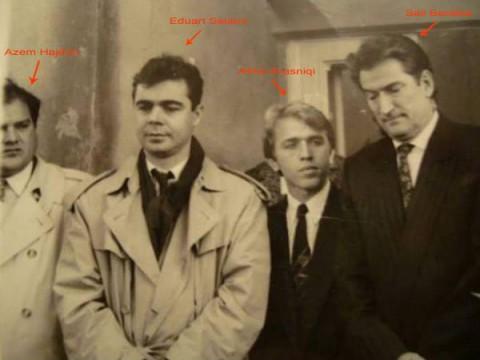 """""""Lëvizja Dhjetori '90″: dikur studentë, sot liderë politikë (Foto)"""