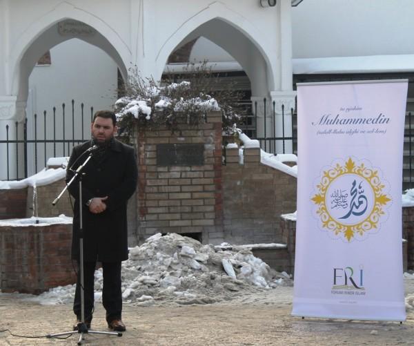 """FRI fillon fushatën """"Ta njohim Muhamedin a.s."""""""
