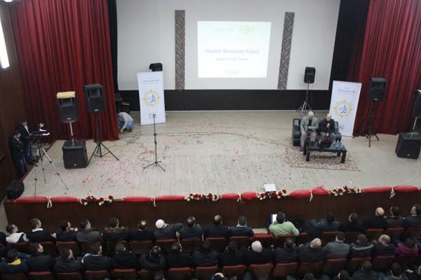 """Në Kumanovë u mbajt manifestimi qendror i fushatës """"Ta njohim Muhamedin (alejhi selam)"""""""