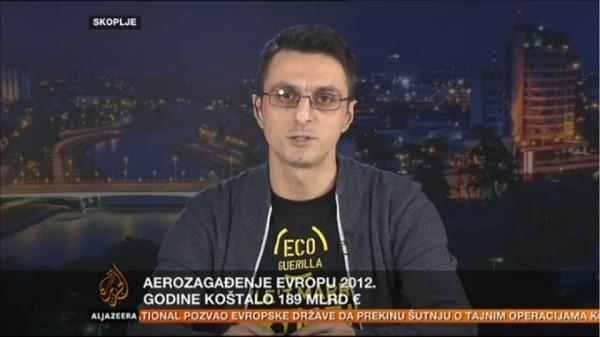 Ndotja e Tetovës – emision në Al Jazeera Balkans