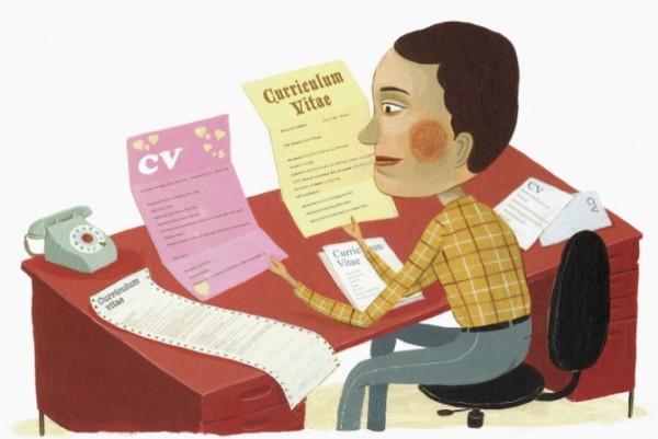 10 gabimet e pafalshme në një CV
