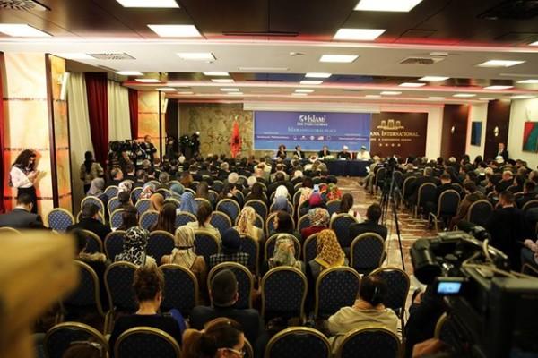 """Konferenca """"Islami dhe Paqja globale"""" në Tiranë"""