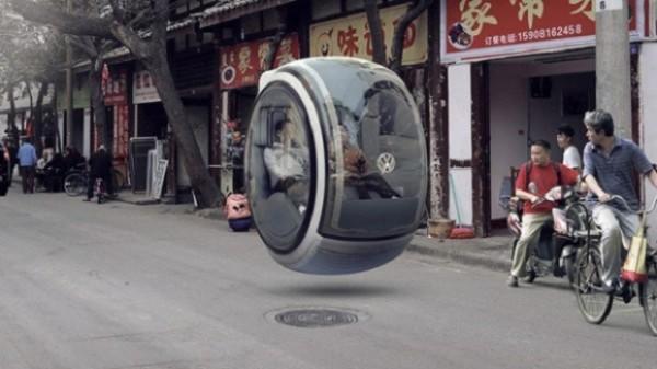 Makina fluturuese Volkswagen
