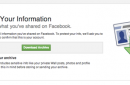 Si t'i shkarkoni të gjitha fotografitë dhe videot nga Facebook-u