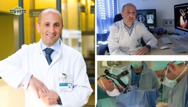 Flet shqiptari i parë që ka bërë transplantimin e zemrës