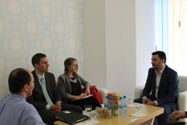 FRI vizitohet nga zyrtar të lartë nga Departamentit Shtetëror i SHBA-ve