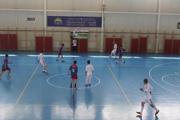 "FRI organizoi turneun tradicional në futboll ""Muhamedali Jashari"""