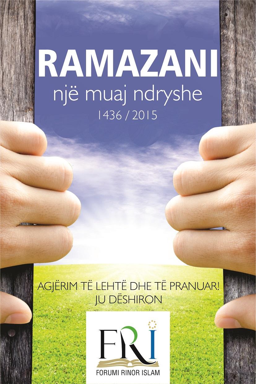 Muaji Ramazan 2015 urimi Gazeta Koha