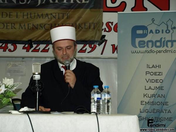 Hoxha nga Kumanova, Nehat Ismaili, bëhet pjesë e Organizatës Evropiane për Qendrat Islame