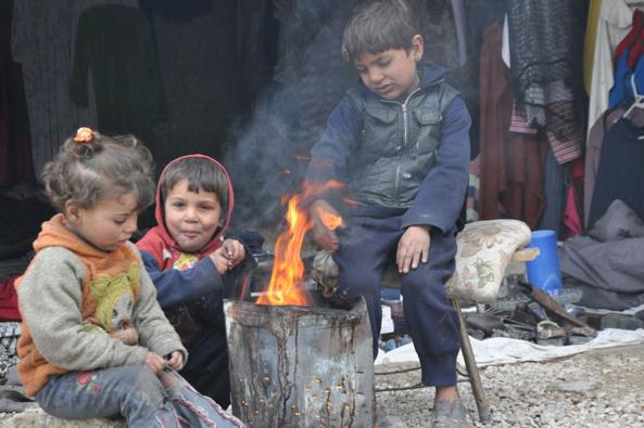 Paqja dëshira e vetme e refugjatëve sirianë në vitin 2016
