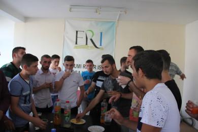 FRI Kumanovë organizoi koktej me rastin e festës së Bajramit
