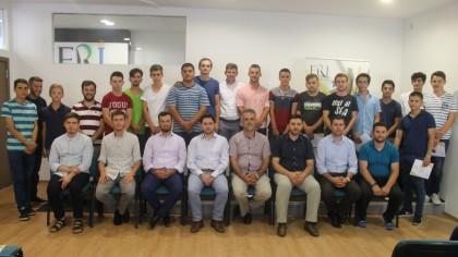 Përfundoi Shkolla Verore 2016, organizuar nga FRI – Dega Shkup