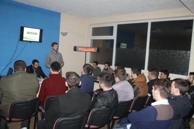 Nëndega Karshiakë mbajti kuvendin vjetor raportues