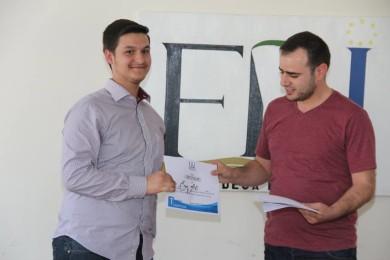 """Në Kumanovë u mbajt gjysmëfinalja e projektit """"Talentium"""""""