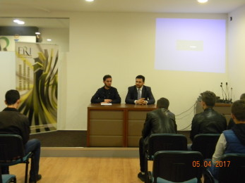 Përfundoi cikli i ligjëratave javore në Shkup