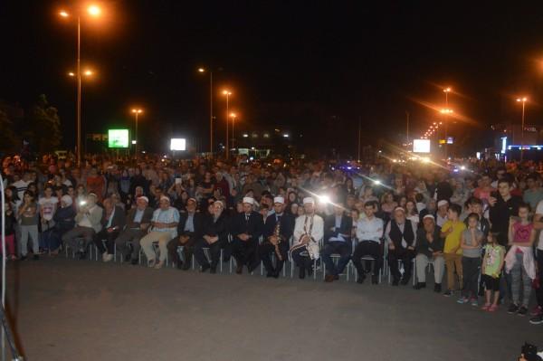 FRI organizoi Mbrëmje Kuranore në Tetovë