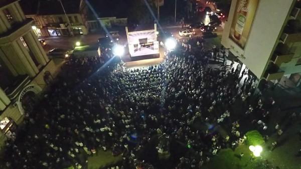 Me ilahi, tekbire e salavate, u mirëprit festa e Bajramit të Fitrit në Kumanovë