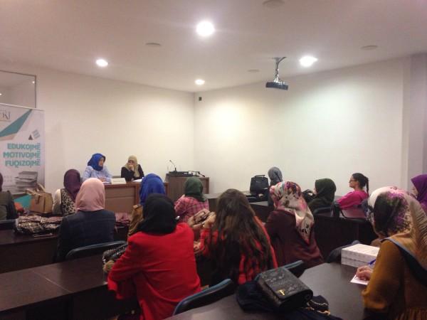 Departamenti i Femrës në Shkup filloi me ligjëratat dyjavore
