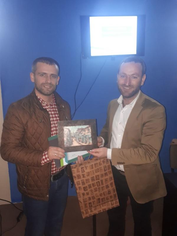 Bunjamin Memedi u zgjodh kryetari i ri i nëndegës së FRI-së në Karshiakë